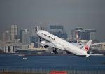 だだちゃ豆さんが、羽田空港で撮影した日本航空 777-346/ERの航空フォト(写真)