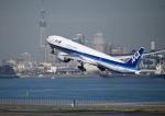 だだちゃ豆さんが、羽田空港で撮影した全日空 777-381/ERの航空フォト(写真)