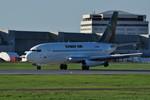 aircanadafunさんが、モントリオール・ピエール・エリオット・トルドー国際空港で撮影したファースト・エア 737-25A/Advの航空フォト(写真)