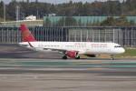 utarou on NRTさんが、成田国際空港で撮影した吉祥航空 A321-211の航空フォト(写真)