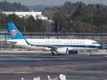 FT51ANさんが、成田国際空港で撮影した中国南方航空 A320-251Nの航空フォト(写真)