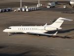 FT51ANさんが、羽田空港で撮影したサンマリノ企業所有 BD-700-1A11 Global 5000の航空フォト(写真)