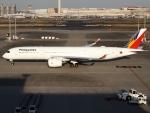 FT51ANさんが、羽田空港で撮影したフィリピン航空 A350-941XWBの航空フォト(写真)