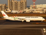 FT51ANさんが、羽田空港で撮影した日本航空 A350-941XWBの航空フォト(写真)