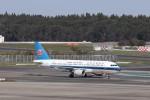 KAZFLYERさんが、成田国際空港で撮影した中国南方航空 A320-214の航空フォト(飛行機 写真・画像)