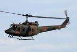 Wasawasa-isaoさんが、明野駐屯地で撮影した陸上自衛隊 UH-1Jの航空フォト(写真)