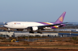 KAW-YGさんが、仙台空港で撮影したタイ国際航空 777-2D7の航空フォト(飛行機 写真・画像)