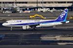JA56SSさんが、羽田空港で撮影した全日空 A320-211の航空フォト(写真)