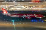 Cozy Gotoさんが、羽田空港で撮影したエアアジア・エックス A330-343Eの航空フォト(写真)