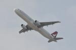 kuro2059さんが、香港国際空港で撮影したキャセイドラゴン A321-231の航空フォト(写真)