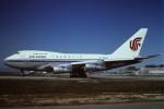 tassさんが、北京首都国際空港で撮影した中国国際航空 747SP-J6の航空フォト(写真)