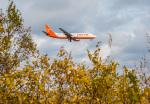 Cygnus00さんが、新千歳空港で撮影したチェジュ航空 737-82Rの航空フォト(写真)
