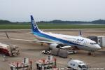 tabi0329さんが、長崎空港で撮影した全日空 737-881の航空フォト(飛行機 写真・画像)