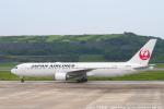 tabi0329さんが、長崎空港で撮影した日本航空 767-346の航空フォト(飛行機 写真・画像)