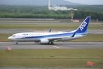 kumagorouさんが、新千歳空港で撮影した全日空 737-881の航空フォト(飛行機 写真・画像)