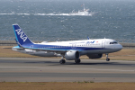 yabyanさんが、中部国際空港で撮影した全日空 A320-271Nの航空フォト(写真)