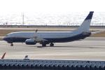 blowgunさんが、中部国際空港で撮影したウィルミントン・トラスト・カンパニー 737-8ZE BBJ2の航空フォト(写真)
