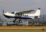 LOTUSさんが、八尾空港で撮影した共立航空撮影 208 Caravan Iの航空フォト(写真)