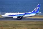 NANASE UNITED®さんが、羽田空港で撮影した全日空 737-781の航空フォト(写真)
