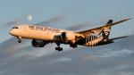 saoya_saodakeさんが、成田国際空港で撮影したニュージーランド航空 787-9の航空フォト(写真)