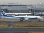 FT51ANさんが、羽田空港で撮影した全日空 777-381/ERの航空フォト(写真)