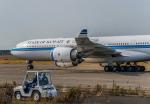 Cygnus00さんが、新千歳空港で撮影したクウェート政府 A340-542の航空フォト(写真)