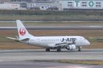 わいどあさんが、伊丹空港で撮影したジェイ・エア ERJ-170-100 (ERJ-170STD)の航空フォト(写真)