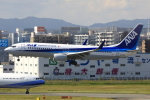 Love Airbus350さんが、福岡空港で撮影した全日空 737-881の航空フォト(写真)