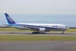 OS52さんが、中部国際空港で撮影した全日空 777-281の航空フォト(写真)