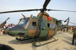 Wasawasa-isaoさんが、明野駐屯地で撮影した陸上自衛隊 XUH-2の航空フォト(飛行機 写真・画像)