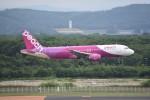 kumagorouさんが、新千歳空港で撮影したピーチ A320-214の航空フォト(飛行機 写真・画像)