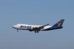 KAZFLYERさんが、成田国際空港で撮影したアトラス航空 747-4B5F/SCDの航空フォト(飛行機 写真・画像)