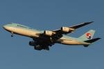 木人さんが、成田国際空港で撮影した大韓航空 747-8B5F/SCDの航空フォト(写真)