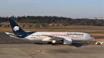 westtowerさんが、成田国際空港で撮影したアエロメヒコ航空 787-8 Dreamlinerの航空フォト(写真)