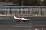 KAZFLYERさんが、成田国際空港で撮影した日本個人所有 TBM-700の航空フォト(飛行機 写真・画像)