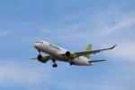 kenzy201さんが、リスボン・ウンベルト・デルガード空港で撮影したエア・バルティック BD-500-1A11 CSeries CS300の航空フォト(写真)