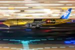 Cozy Gotoさんが、羽田空港で撮影した全日空 777-281/ERの航空フォト(写真)
