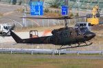 korosukeさんが、南紀白浜空港で撮影した陸上自衛隊 UH-1Jの航空フォト(写真)