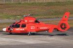 korosukeさんが、南紀白浜空港で撮影した京都市消防航空隊 AS365N3 Dauphin 2の航空フォト(写真)