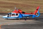 korosukeさんが、南紀白浜空港で撮影した川崎市消防航空隊 AS365N3 Dauphin 2の航空フォト(写真)
