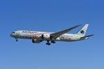 Frankspotterさんが、マドリード・バラハス国際空港で撮影したアエロメヒコ航空 787-9の航空フォト(飛行機 写真・画像)