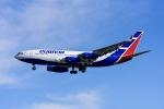 Frankspotterさんが、マドリード・バラハス国際空港で撮影したクバーナ航空 Il-96-300の航空フォト(飛行機 写真・画像)
