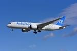 Frankspotterさんが、マドリード・バラハス国際空港で撮影したエア・ヨーロッパ 787-8 Dreamlinerの航空フォト(飛行機 写真・画像)