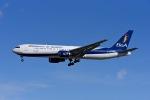 Frankspotterさんが、マドリード・バラハス国際空港で撮影したボリビアーナ航空 767-33A/ERの航空フォト(飛行機 写真・画像)