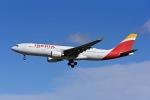 Frankspotterさんが、マドリード・バラハス国際空港で撮影したイベリア航空 A330-202の航空フォト(飛行機 写真・画像)