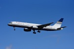 Frankspotterさんが、マドリード・バラハス国際空港で撮影したプリビレッジ・スタイル 757-256の航空フォト(飛行機 写真・画像)