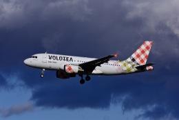 Frankspotterさんが、マドリード・バラハス国際空港で撮影したボロテア A319-112の航空フォト(飛行機 写真・画像)