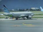 ヒロリンさんが、金海国際空港で撮影したエアプサン A320-232の航空フォト(写真)