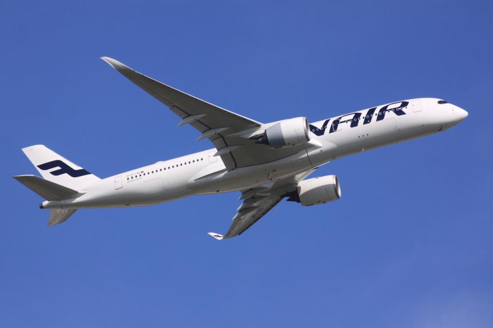 けいとパパさんのフィンエアー Airbus A350-900 (OH-LWC) 航空フォト