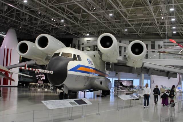 jk3yhgさんが、岐阜基地で撮影した航空宇宙技術研究所の航空フォト(飛行機 写真・画像)